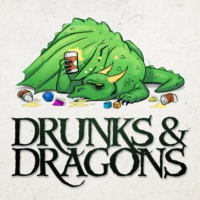 Logo of the podcast Drunks and Dragons - Dungeons and Dragons 5e Actual Play