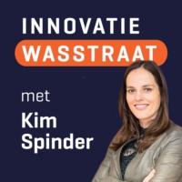 Logo du podcast Innovatie Wasstraat