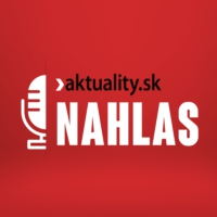 Logo of the podcast NAHLAS |aktuality.sk