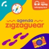 Logo of the podcast Agenda Ziguezaguear