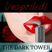 Logo of the podcast UNspoiled! The Dark Tower