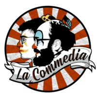 Logo of the podcast LA COMMEDIA de Ignatius e Iggy (No. 10 - 19.12.2018)