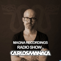 Logo of the podcast Episode 12: Magna Recordings Radio Show by Carlos Manaça | Sound Waves Festival Streaming