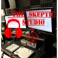 Logo of the podcast The Skeptic Studio