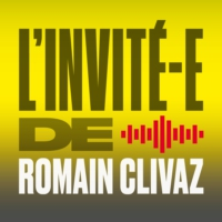 Logo du podcast L'invité-e de Romain Clivaz - France Brel dirige la Fondation Jacques Brel - 19.10.2018