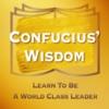 Logo of the podcast Confucius' Wisdom