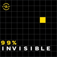Logo of the podcast 99% Invisible
