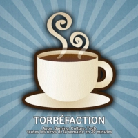 Logo of the podcast Torréfaction #162 : Hitman 3, Ender Lilies, Turrican Flashback, apps Android et Snapdragon 870