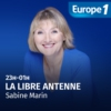 Logo of the podcast Libre antenne week-end - Sabine Marin