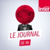 Logo du podcast Journal de 08h00