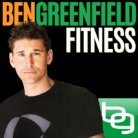 Logo of the podcast Ben Greenfield Fitness