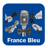 Logo of the podcast Dans le rétro France Bleu