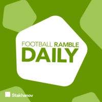 Logo of the podcast Football Ramble Daily