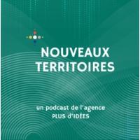 Logo of the podcast NOUVEAUX TERRITOIRES