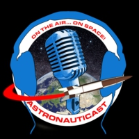 Logo of the podcast AstronautiCAST 14×09 – Achievement: unlocked