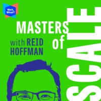 Logo of the podcast Masters of Scale with Reid Hoffman