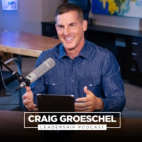 Logo du podcast Craig Groeschel Leadership Podcast