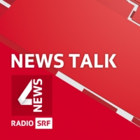 Logo of the podcast SRF 4 News Talk - 07.03.2015