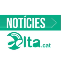 Logo du podcast Notícies Delta.cat (15/04/21)