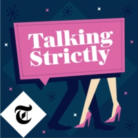 Logo of the podcast Talking Strictly