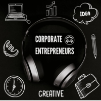 Logo of the podcast 017 CE: Interview mit Bastian Wilkat, Corporate Venturer bei der EWE AG
