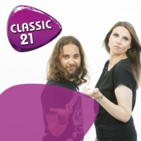 Logo of the podcast Classic 21 Metal - 28/10/2016