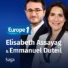 Logo of the podcast Saga - Elisabeth Assayag & Emmanuel Duteil
