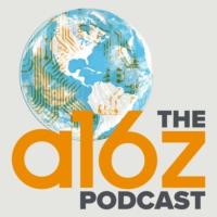 Logo du podcast a16z Podcast