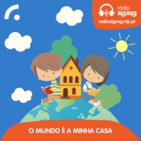 Logo of the podcast O Mundo é a minha Casa