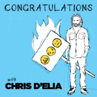 Logo of the podcast Congratulations with Chris D'Elia