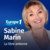 Logo du podcast Libre antenne week-end - Sabine Marin
