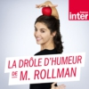 Logo of the podcast La Drôle d'Humeur de Marina Rollman
