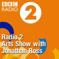 Logo of the podcast Laurie Anderson talks about Superman, dogs and drones and Adam Green tells us about his paper mache…