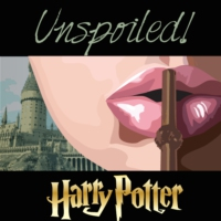 Logo of the podcast UNspoiled! Harry Potter