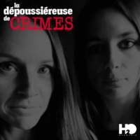 Logo of the podcast La Dépoussiéreuse de crimes