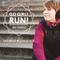Logo of the podcast Go Girl! Run!