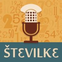 Logo du podcast Številke