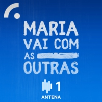 Logo of the podcast Manuela Moura Guedes na Web Summit