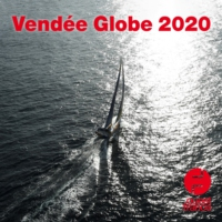 Logo du podcast LA SAGA VENDÉE GLOBE, épisode 3. La dramatique disparition du Canadien Gerry Roufs