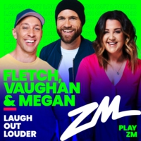 Logo of the podcast Fletch, Vaughan & Megan on ZM