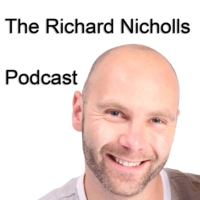 Logo of the podcast The Richard Nicholls Podcast - Motivate Yourself