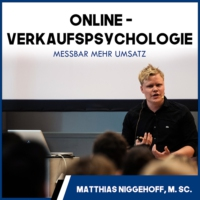Logo of the podcast Problembewusstsein beim Kunden schaffen - Psychologie im Marketing