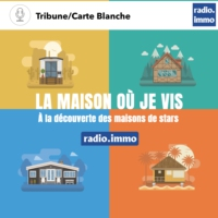 Logo of the podcast La maison où je vis