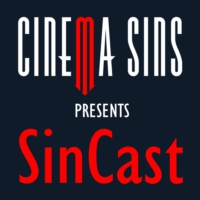 Logo du podcast SinCast - Presented by CinemaSins