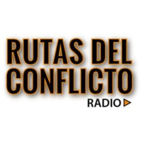 Logo of the podcast RUTAS DEL CONFLICTO RADIO