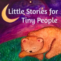 Logo du podcast Little Stories for Tiny People: Anytime and bedtime stories for kids