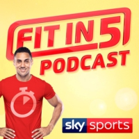 Logo of the podcast Sky Sports Fit in 5 Podcast