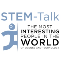 Logo du podcast STEM-Talk
