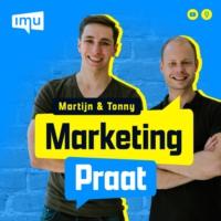 Logo of the podcast Marketingpraat