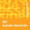 Logo of the podcast BD bande desinée